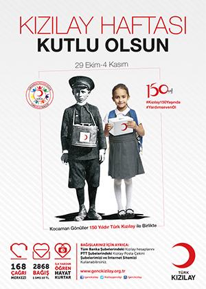 Türk Kızılayı Kızılay Haftası Okul Sunumları