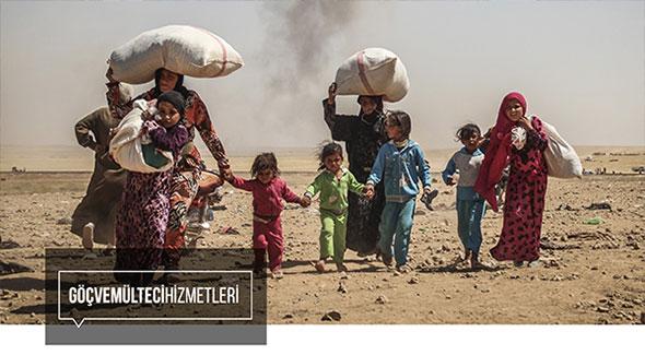 Göç ve Mülteci Hizmetleri
