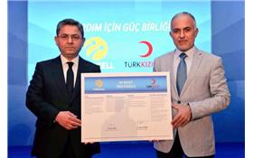 Turkish Red Crescent and Turkcell Join Forces for Good Causes