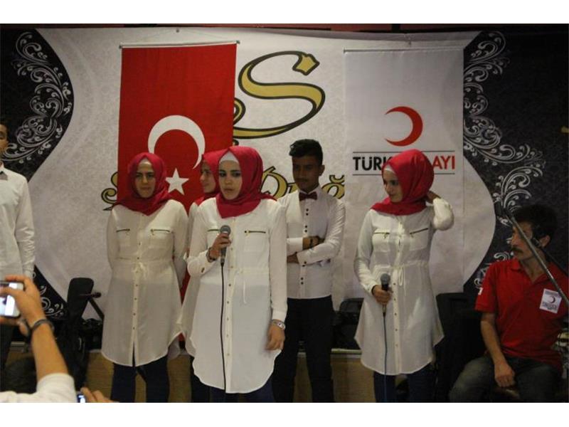 Türk Kızılay Suriyelilerden Dünya Mülteciler Günü Anması 2862016